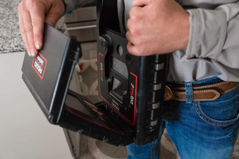 ridgid seesnake drain camera
