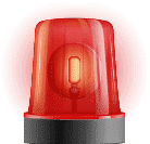 emergency light icon