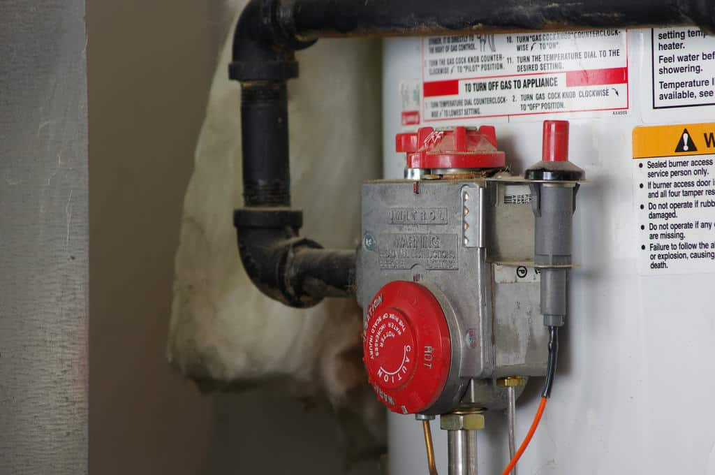 Service/Fix Water Heater